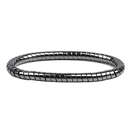 GTRHD Uhrkette Mode Magnet Perle Armband verlieren Gewicht Magnetische Gesundheit Frauen Armbänder & Armreif Männer Armband Männer Schmuck Universell und einfach einzustellen