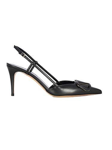 Valentino Luxury Fashion Damen TW2S0R01MZF0NO Schwarz Pumps |