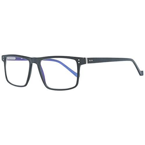 Hackett London Herren HEB2090254 Brillengestelle, Schwarz (Negro), 54.0