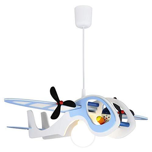 Elobra hanglamp vliegtuig