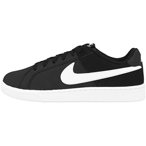 Nike Damen Court Royale Tennisschuhe, Schwarz (Black/White 010), 44 EU