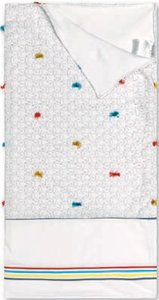 Bimbi 00640701 rolluiken veren, 75 x 75 cm, wit