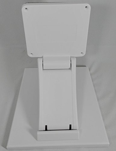 SDC Standfuß speziell geeignet für Touchscreen Monitore (VESA-Standard) Farbe Weiß !!!