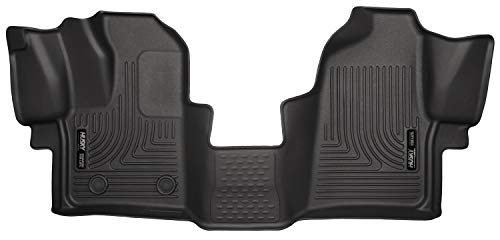 Husky Liners 18771 Fits 2015-19 Ford Transit-150, 2015-19 Ford Transit-250,...