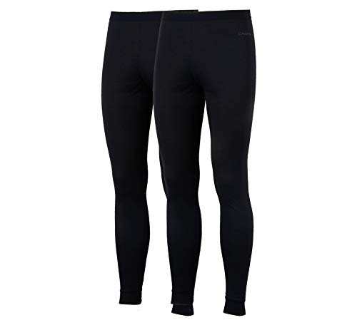 CAMPRI Basic Thermo Pantalon Homme (2-Pack)