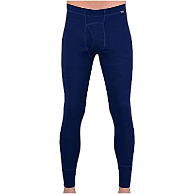 Merino MERIWOOL Mens Base Layer 100% Merino Wool Thermal Pants