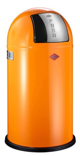 WESCO 175 831-25 Abfallsammler Pushboy Orange