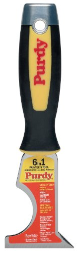 Purdy 14A900210 Surface Prep Tool Premium 6-in-1 Painters Tool