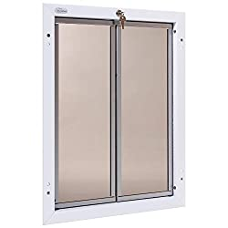 Plexidor Extra Large Door Mount Pet Door
