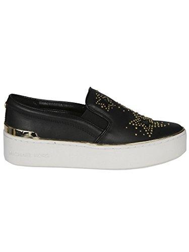 Micheal Kors 0001812 - Zapatillas deportivas para mujer, color negro