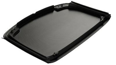 C4 Corvette Top Panel Solar Shade - Black