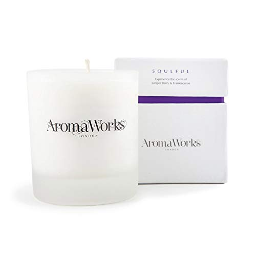 AromaWorks Soulful kaars, 30 cl