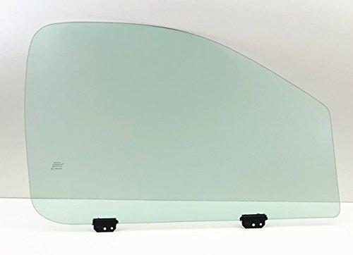 NAGD Compatible with 02-08 Dodge Ram 1500 03-09 Dodge Ram 2500 3500 4500 5500 Pickup 2 Door Standard Cab Passenger Side Right Front Door Window Glass