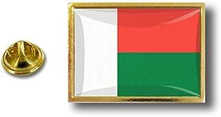 Spilla Pin pin's Spille spilletta Giacca Bandiera Distintivo Badge Madagascar