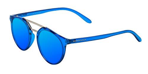 NORTHWEEK Kate Bali Gafas, Azul, Adulto Unisex Adulto