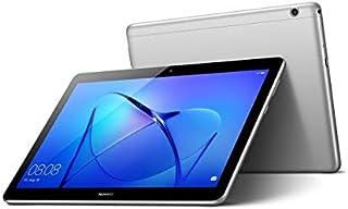 هواوي ميديا باد T3 -حجم الشاشة 9.6 انش, 16 جيجا, 2 جيجا رام, الجيل الرابع ال تي اي, رمادي