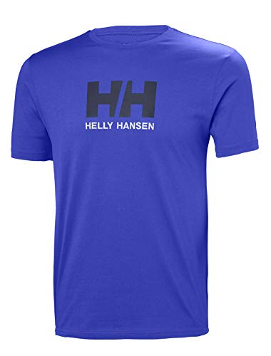 Helly Hansen HH Logo Tshirt Homme - Bleu (Royal Blue) - M