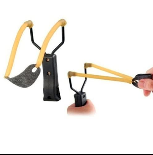 Slinkyes Elastico Aggiuntivo in Confezione SemiProfessionale da Caccia Pratica al Bersaglio da Tiro Divertente Gioco per Esterno o Giardino