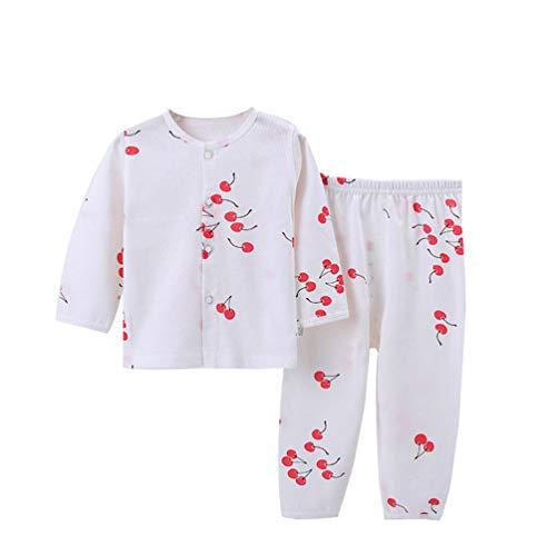 Lvguang Pijama de Niño y Niña Pijama de Ajuste Holgado