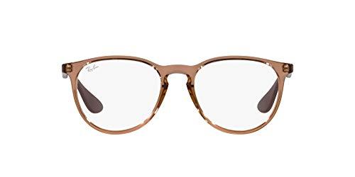 Ray-Ban 0RX7046 Gafas, LIGHT BROWN, 51 Unisex Adulto