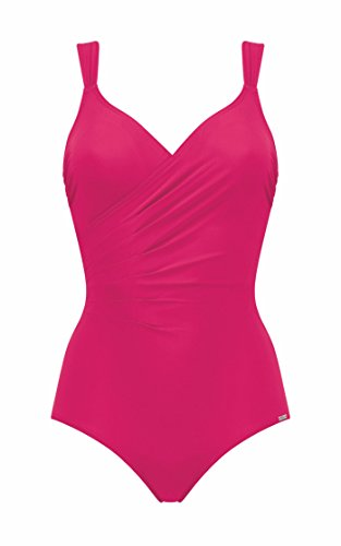 Triumph Sunset Leaf OP 02 Flashy - Costume intero da donna, colore: Rosa Flashy Pink 100C