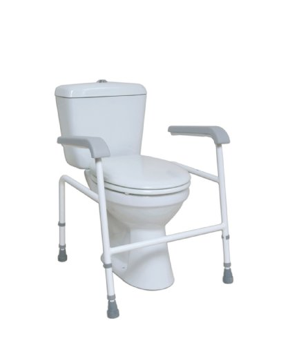 NRS Healthcare Harrier Toilettengestell
