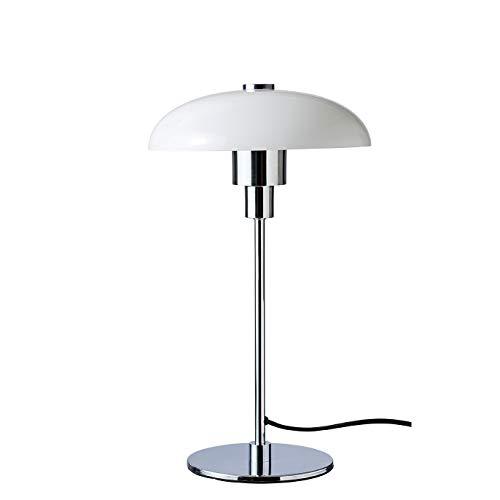 Dyberg Larsen Tafellamp, Glas, Wit