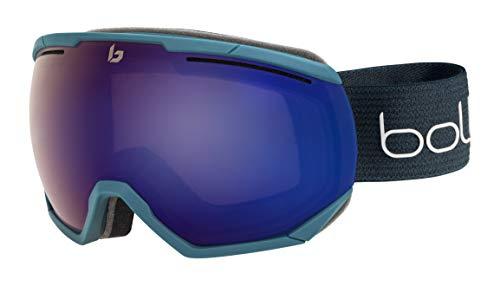 Bollé Unisex-Erwachsene Northstar Skibrillen, Petrol Blue Matte, Medium Large
