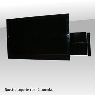 Soporte Pared Consola PS3 FAT, Ref.4, Medida Exterior 9,8X32,5X27,3Cm