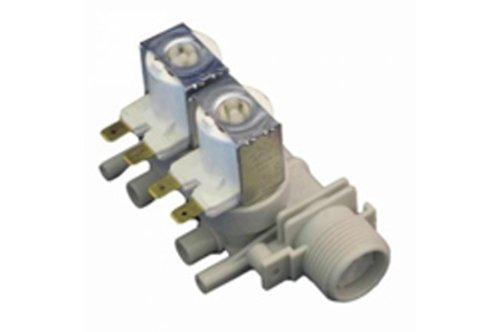 Indesit C00066518 Ariston Philco - Válvula de llenado de solenoide para lavadora