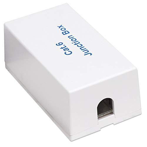 Intellinet 504997 Plastica cassetta di derivazione elettrica