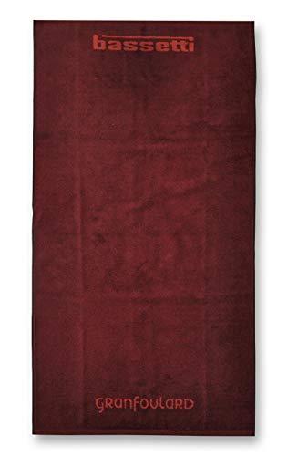 Bassetti Toalla de Mano, algodón, 50 x 100 cm