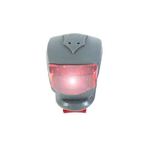 Fuxtec Bollerwagen Kinderwagen Buggy Rücklicht LED-Licht rot - blinkend oder dauerhaft Leuchtend, auch passend für Kinderwagen, Buggy etc