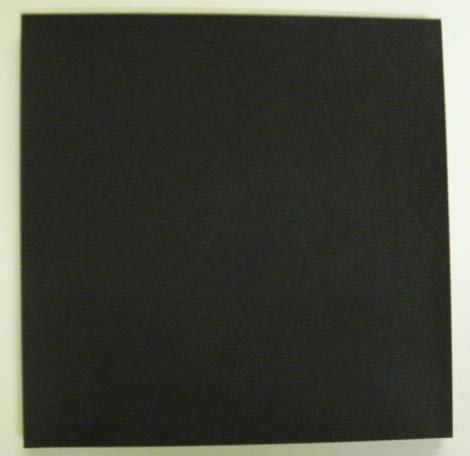 Origami Paper, 50 sheets Black #N8292