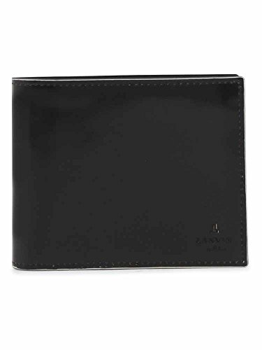 [ランバン オン ブルー] 二つ折り財布 サムディ メンズ 570604 【01】ブラック