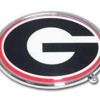 georgia bulldog car emblem - 4