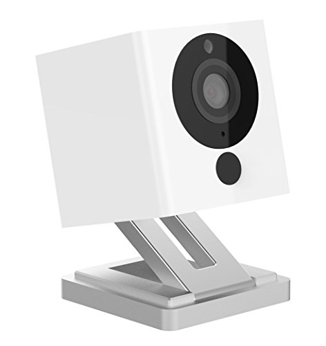 iSmartAlarm ISC5P SPOT+: Flexible WLAN HD Sicherheitskamera