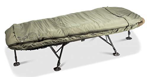 Nash Indulgence 4 Season SS4 Sleep System Wide Carp Fishing Bedchair