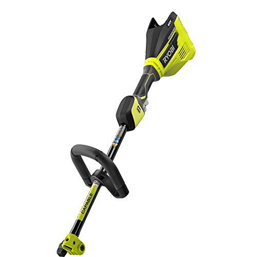 Techtronics Ryobi RY40007VNM Brushless Expand-It 40-Volt Lithium-Ion Cordless Attachment Capable Trimmer Power Head- 2020 Model (Battery and Charger NOT Included)