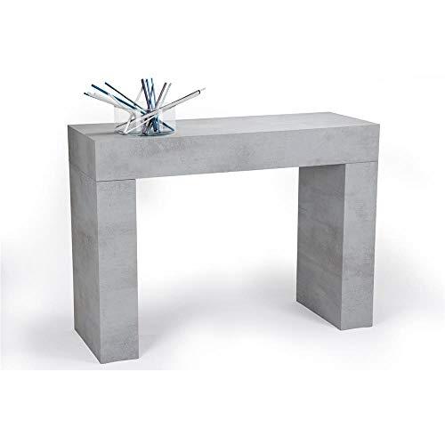consolle ingresso grigio cemento Mobili Fiver