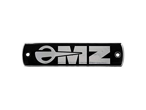 """FEZ Kunststoffplakette - Schriftzug""""""""MZ"""""""" für Tank ETS125/1, ETS150/1, TS125/150/250"""