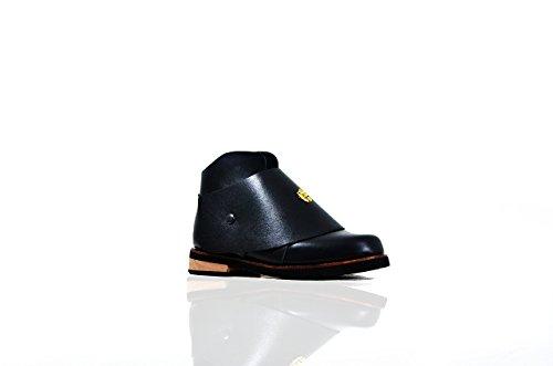 Base VII + Zubehör IV - The Shoemaker Der Schuster Handgefertigte Hand Genäht Leder Rindsleder Stiefel Männer Frauen Unisex Einzigartige Schwarz Einzigartige