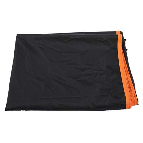 SALUTUYA Tapis de Camping Portable avec Tapis de Sol en Corde à Crochet, pour Les Voyages en Plein air, Le Camping, l