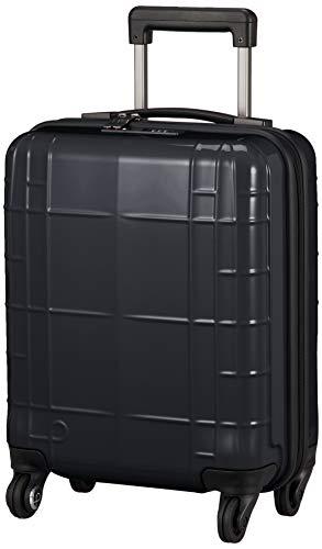 [プロテカ] スーツケース コインロッカー収納可能サイズ ストッパー付き 22L 2.4kg 静音キャスター 約1~2泊向け 日本製 スタリアCX 02150 保証付 45 cm ガンメタリック