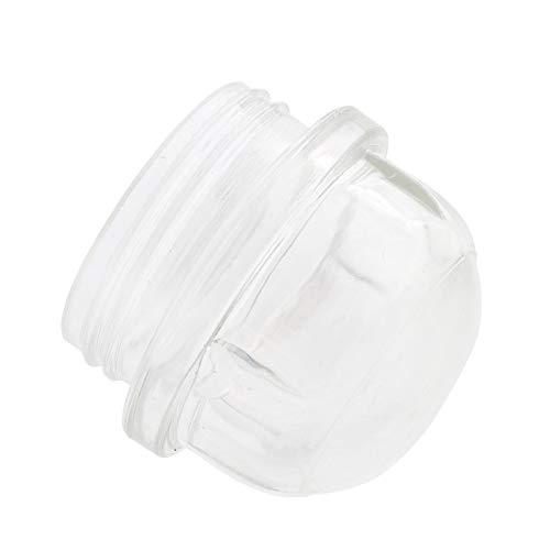 PH Distribution Ersatz-Glasabdeckung für Backofen, passend für viele Modelle von Zanussi, AEG, Electrolux eingebaute und freistehende Öfen, Gewindedurchmesser 33 mm, Gesamthöhe / Tiefe 35 mm