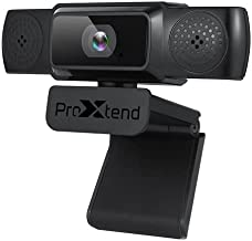 """ProXtend X502 Full HD Webcam PX-CAM007 (102.7"""" CMOS Image Sensor, 1920x1080p/30fps, Omni-directional Mic with auto low lig..."""