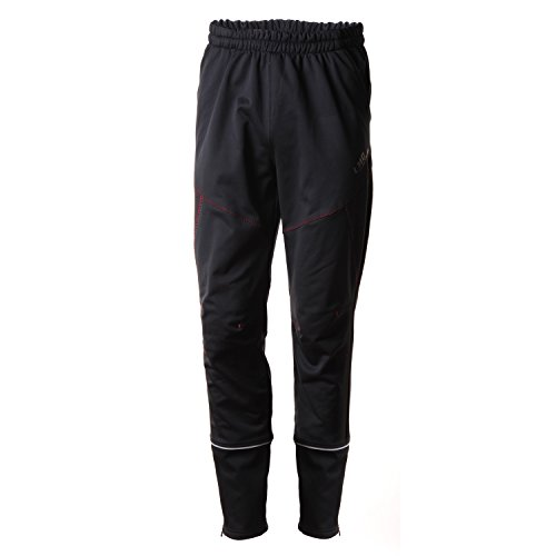 4ucycling Mens Fleeced Windstopper Cycling Pants for Casual Outdoor and Multi Sports Indiana