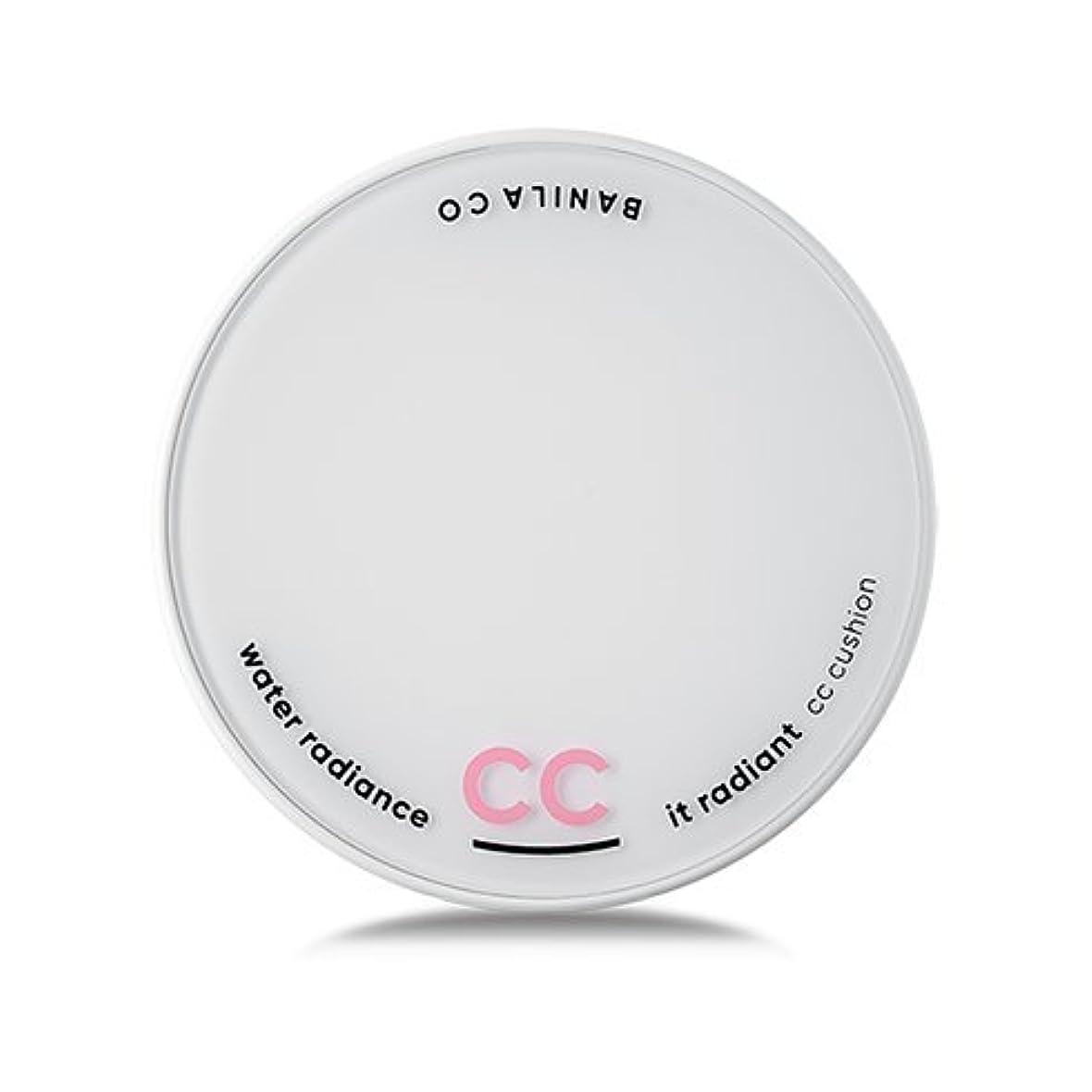 虐殺成熟ワーディアンケース[Renewal] BANILA CO It Radiant CC Cushion 15g + Refill 15g/バニラコ イット ラディアント CC クッション 15g + リフィル 15g (#Light Beige) [並行輸入品]