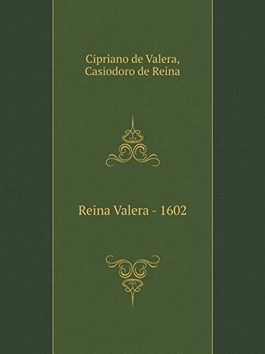 Compare Textbook Prices for Reina Valera - 1602  ISBN 9785519051866 by Valera, Cipriano de,Reina, Casiodoro de