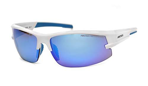 Arctica Arctica ® *Motion* Multi Sportbrille Skibrille/Band-BÜGEL System/POLARISIERT